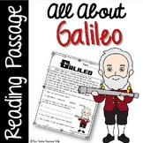 Galileo Reading Passage