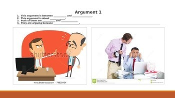 IR Gallery Walk - Arguments - Ppt