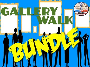 Gallery Walk Bundle