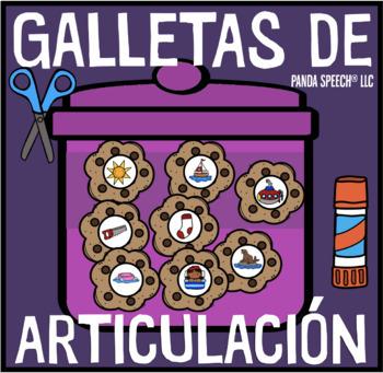 Galletas De Articulación: A Speech Craft Activity (Español)