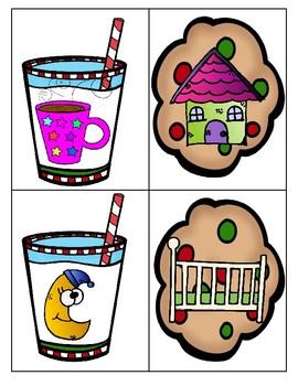 Galletas para Santa Claus/ Cookies for Santa/ Spanish Rhymes