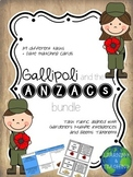 Gallipoli & The ANZACs BUNDLE