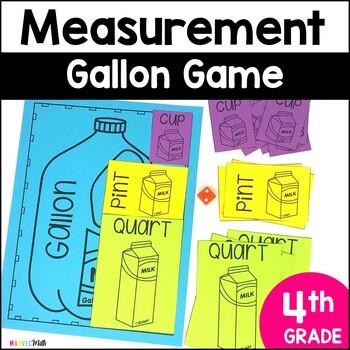 Gallon Game: Practicing Measurement Conversions