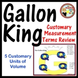 Gallon King - Standard Units of Measurement