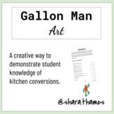 Gallon Man Art