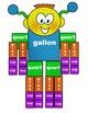 Gallon Man Does Liquid Measure