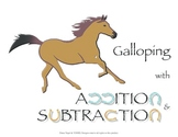 2nd Grade Common Core - Galloping with Addition & Subtraction