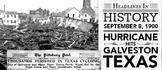 Galveston Hurricane of 1900 documentary