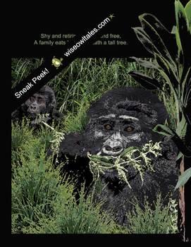 Gamba - An Optimistic Mountain Gorilla Tale