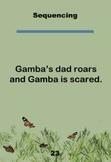 Gamba Educational Activity Cards