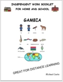Gambia, Africa, fighting racism, distance learning, literacy (#1229)