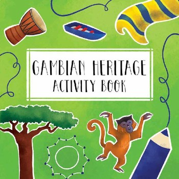 Gambian Heritage Activity Book