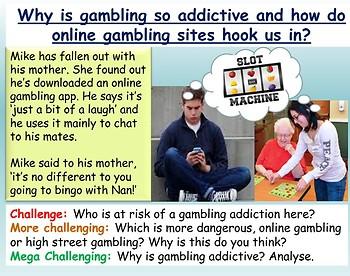 Gambling and Online Gambling