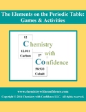 Elements on the Periodic Table - Game & Activities