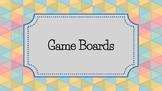 Game Board Bundle