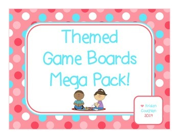 Game Board Mega Pack!