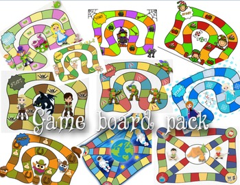 Game Board Pack