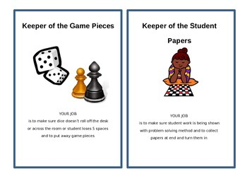 Game Board Student Jobs