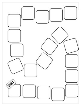 game board template by 4 c s 4 learning teachers pay teachers