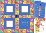 Game Board Template for Any Topic and Any Classroom!