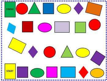Game Board Templates - 5