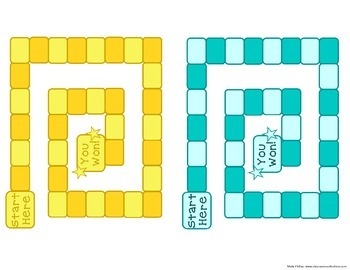 Printable Game Boards