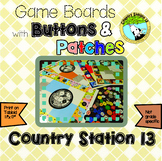 Game Boards - Buttons & Patches
