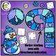 Game Boards Clip Art Winter Edition BUNDLE