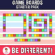 Game Boards Clipart (Starter Pack)