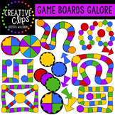 Game Board Clipart {Creative Clips Clipart}