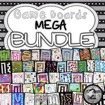 Game Boards MEGA BUNDLE