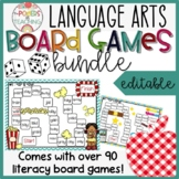 Game Boards SET - comes with editable versions!