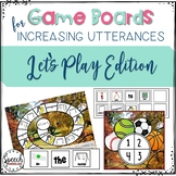 Game Boards for Expanding Utterances - Let's Play Edition