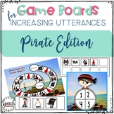 Game Boards for Increasing Utterances - Pirate Edition