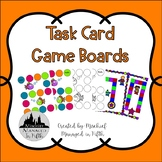 Game Boards for Task Cards