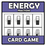 Game Card - Energy (fractions)