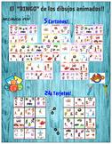 """Game """"Cartoon Bingo"""""""