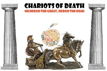 Game: Chariots of Death mystery party game