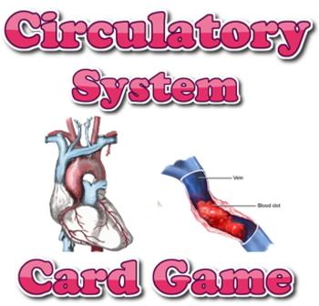 Game: Circulatory system card game