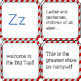 Circus Consonants Sounds Word Wall Phonics English Language Arts Center Station