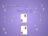 Game Comparing Fractions
