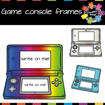 Game Console Frames