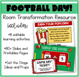 Game Day (Football Themed) Transformation Kit!