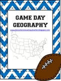 Game Day Geography