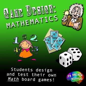 Game Design - Math Bundle