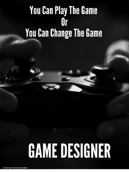 Game Design Poster