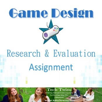 Game Design - Research and Evaluation Assignment