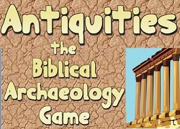Game: Freebie - Antiquities Biblical Archeology game