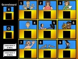 Game: Hollywood Squares Reading Review