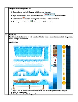 Game Maker 8.0/8.1 Fruit Drop Game Instructions